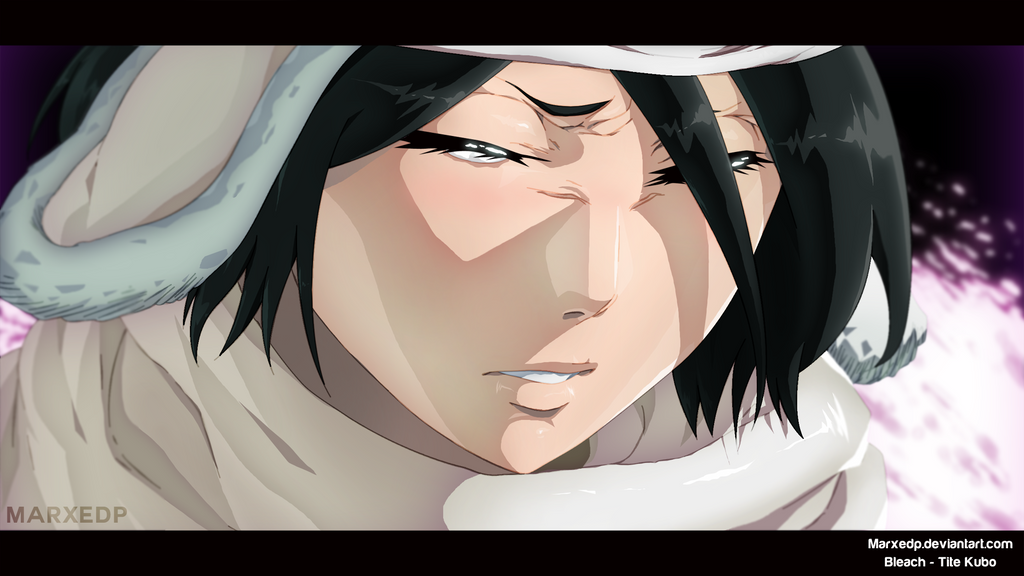 Bleach 569 - Rukia... You've become formidable... by MarxeDP