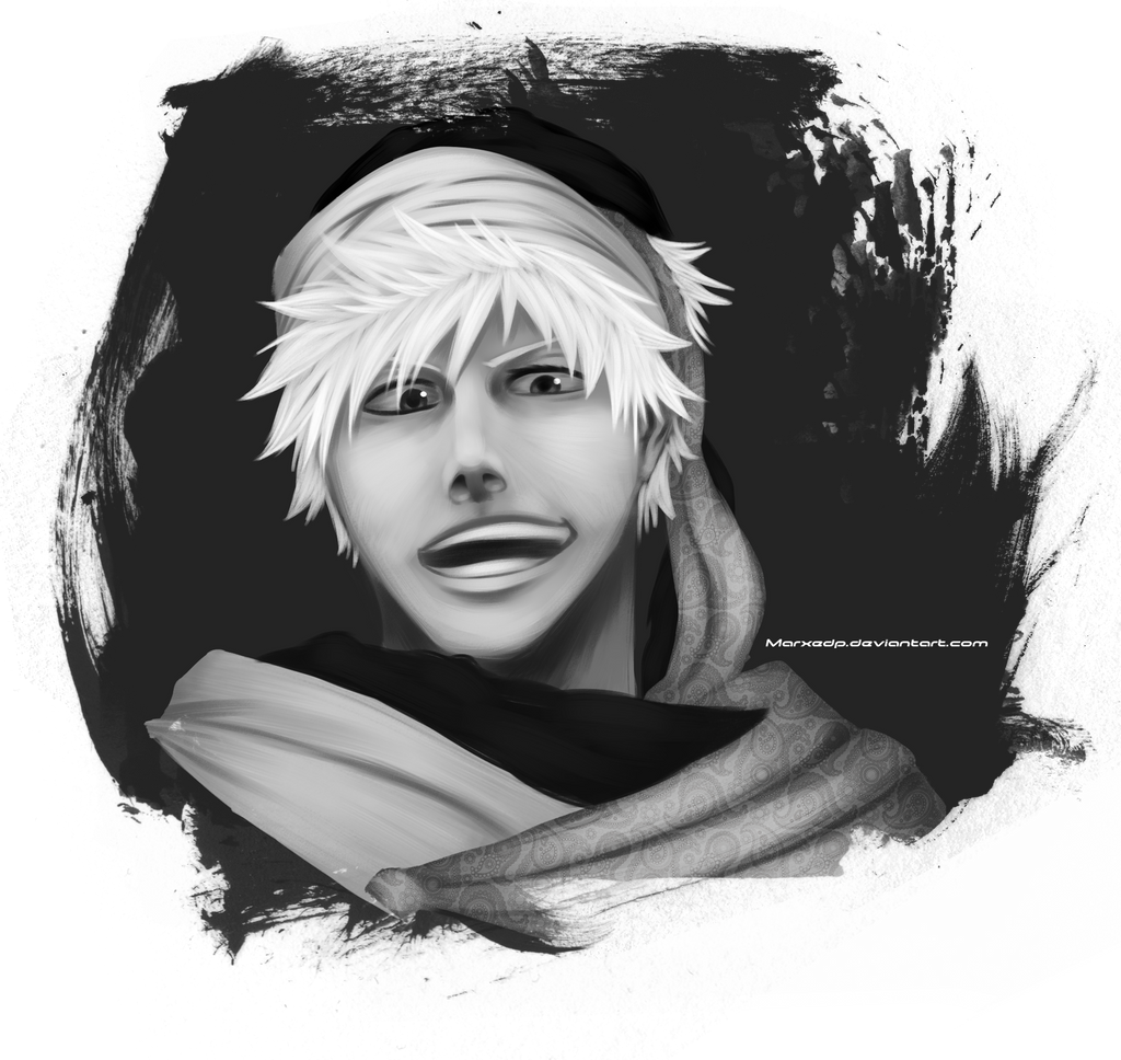 Bleach 581 - I'm Here to Save You by MarxeDP