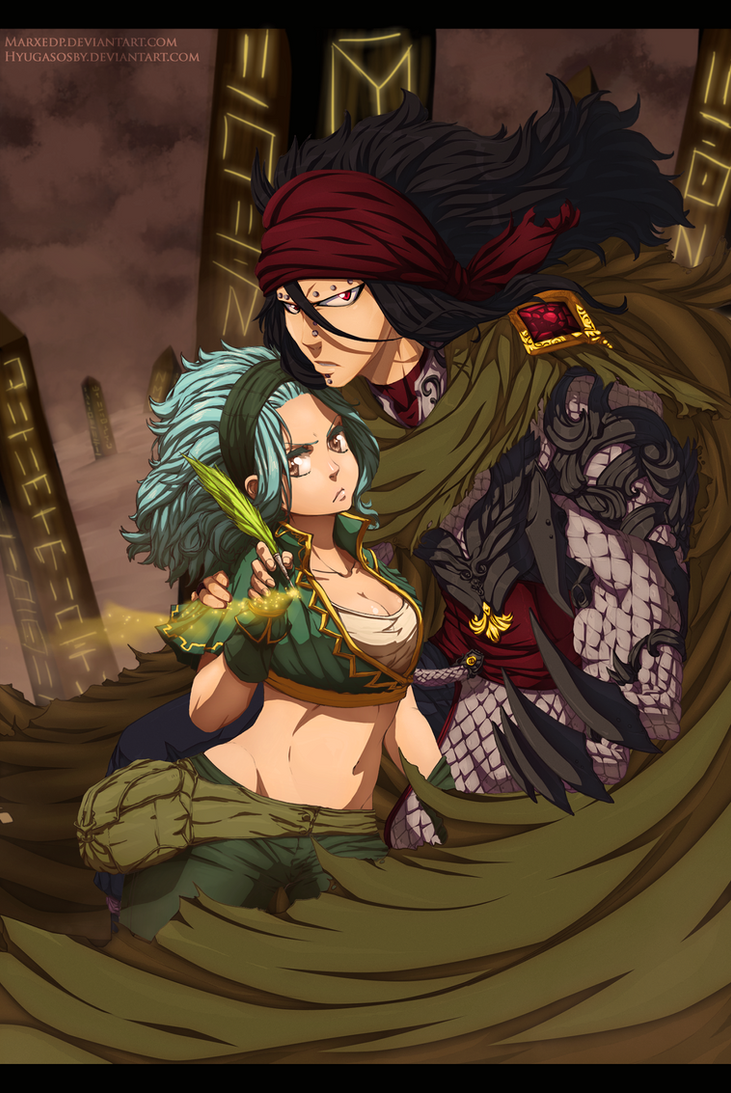 [Collab] Gajevy - Guardians by MarxeDP