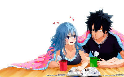 Collab Gruvia by MarxeDP