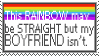 GLBT - Boyfriend Stamp by SilentReflections