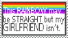 GLBT - Girlfriend Stamp by SilentReflections