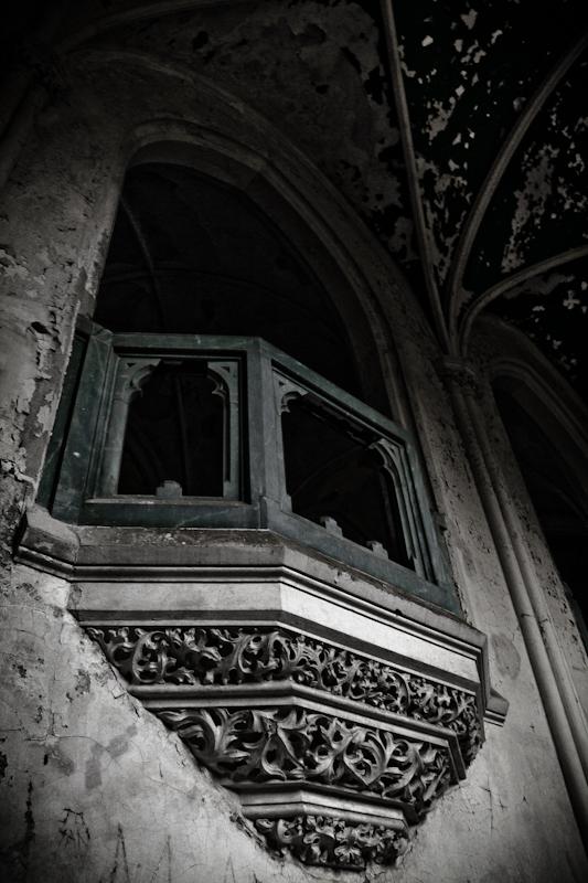 Chateau Noisy - Balcony by Karmanova