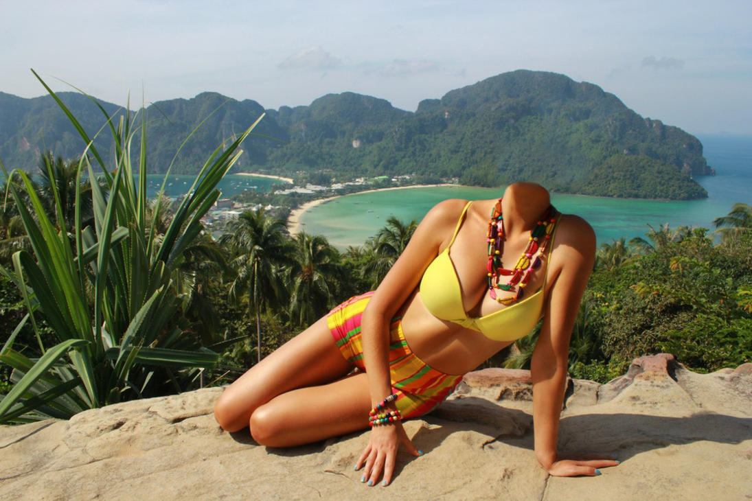 Headless Girl by ozim479