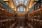 Rijks Museum Library by MichaelBeckwith