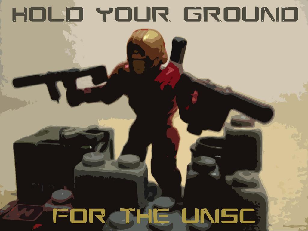 UNSC Propaganda II by nateman747 on DeviantArt Unsc Propaganda