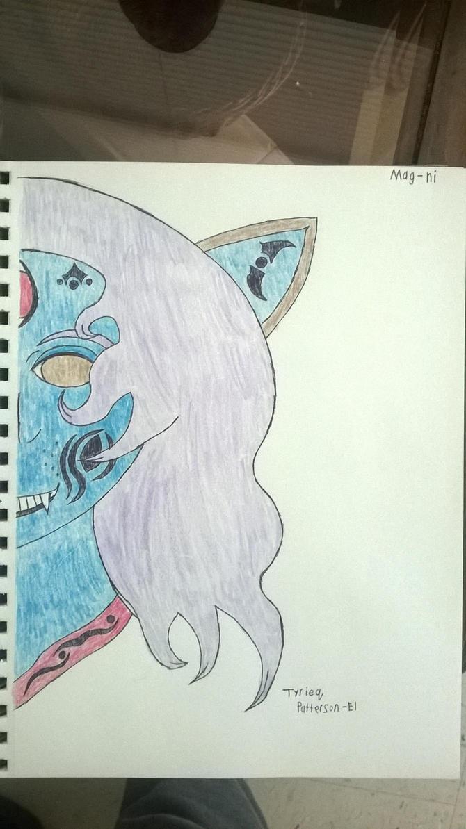 Mag-ni Colored by Zarfact