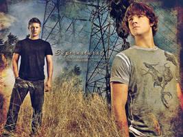 Supernatural Boys by Nadin7Angel