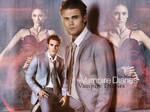 The Vampire Diaries - Stefan and Elena