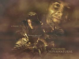 Purgatory Dean by Nadin7Angel