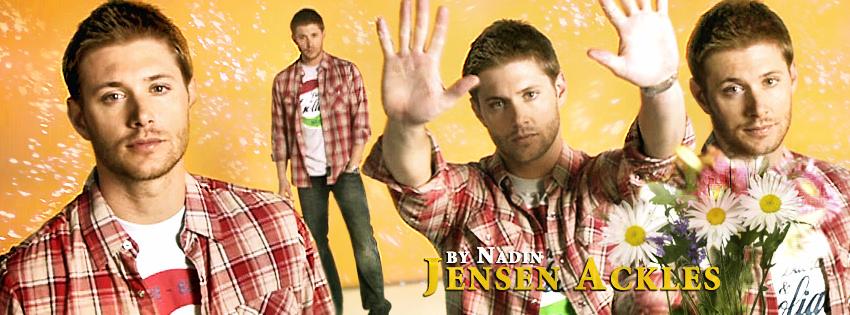 Jensen (Banner for Timeline) by Nadin7Angel
