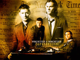 Winchester and Winchester by Nadin7Angel