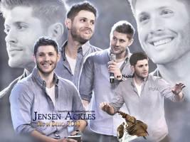 Jensen at JIBCon 2014 by Nadin7Angel