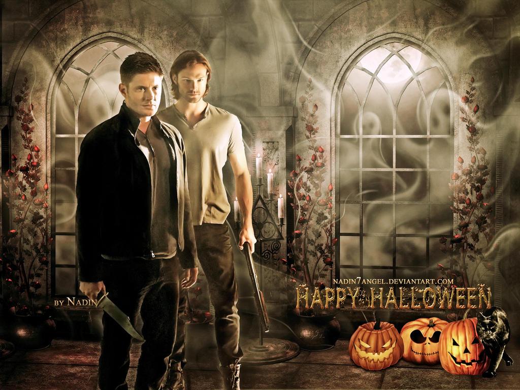 happy supernatural wallpaper - photo #2