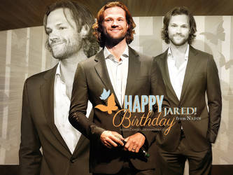 Happy 35th Birthday, Jared! by Nadin7Angel