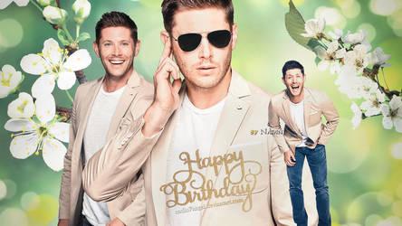 Happy 40th Birthday, Jensen! by Nadin7Angel