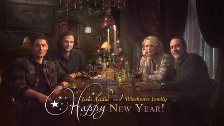 Happy Supernatural New 2020 Year!