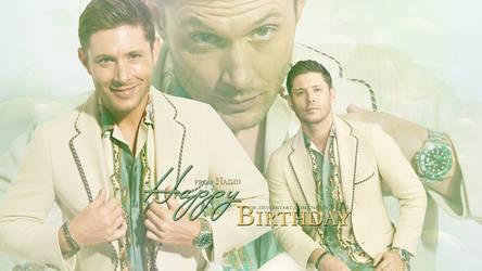 Happy 42nd Birthday, Jensen!