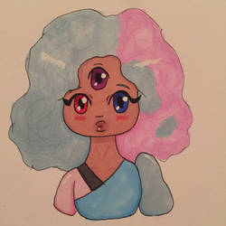 Cottoncandy garnet by Pastilli3
