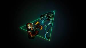Dead space-alien
