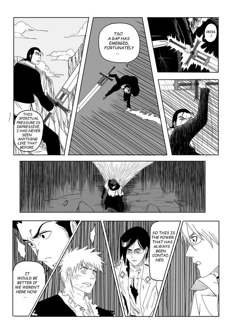 Page 22 - Alternate ending of Bleach  686.2 manga by RafaelKyon