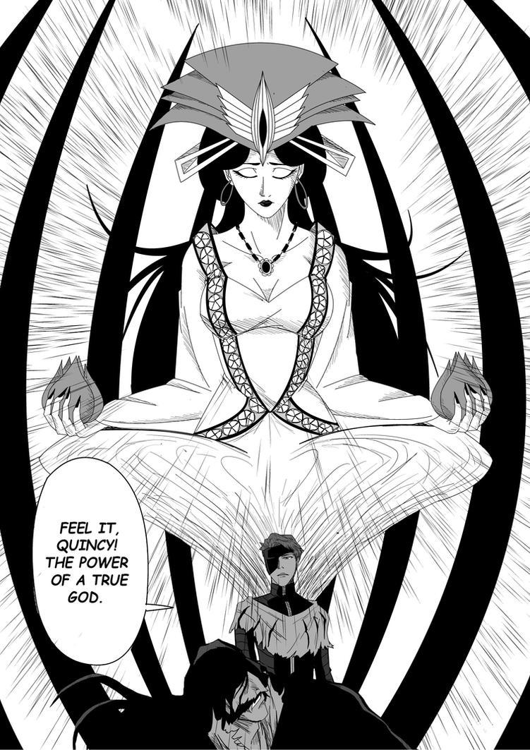 Page 23 - Alternate ending of Bleach  686.2 manga by RafaelKyon