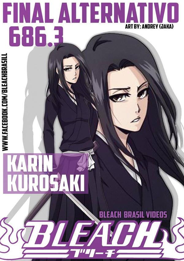Page 42 - Alternate ending of Bleach  686.3 manga by RafaelKyon