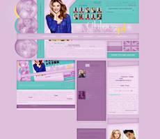 Chloe-Moretz.pl Wordpress Theme by keepmakingmelaugh
