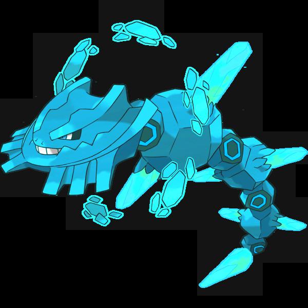 Mega Crystal Steelix by EpicKC01Gamer