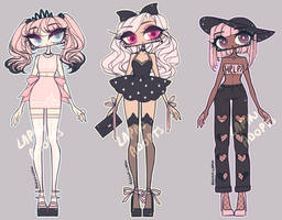 ADOPTS 3 by agent-lapin