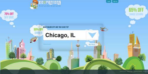 Coupanions.com redesign by cdog