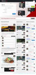 RealFishin.com Redesign by cdog