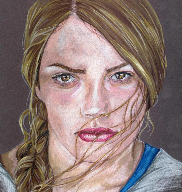 Alysa of the Fields by Evanoch