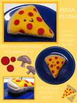 Pizza Plush