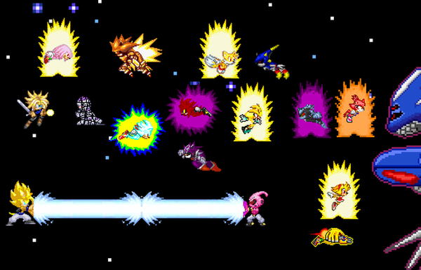 The Ultimate Sonic Showdown by UltimateMetalSonic on ...