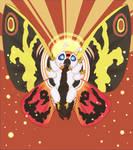 Mothra by ClassicPumpkin