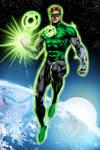 Jason Fabok Green Lantern iPad 7 Jan 2021