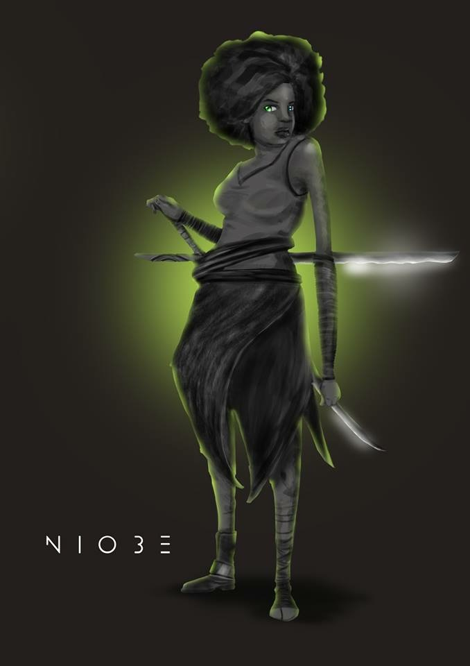Niobe4cover by Mpilo187
