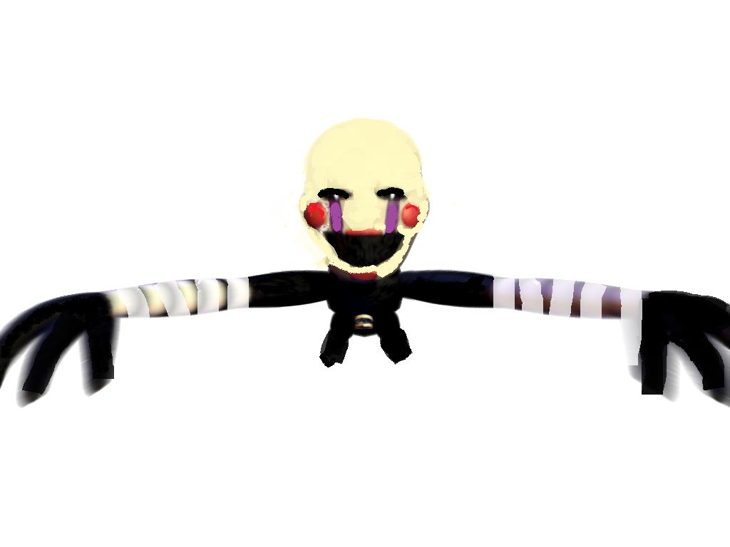 Fnaf 2 Marionette Jumpscare Gif | www.pixshark.com ...