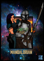 The Mandalorian by GoniMM