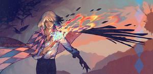 Howl by Yaphleen