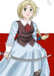 APH- My Female Poland by Oljum