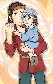 Count on uncle: Kakko and Koedo