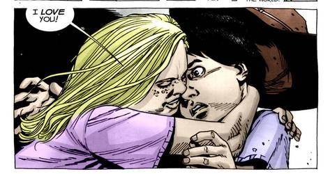 Comic Carl and Sophia (Coloured) by StuffAndThiings