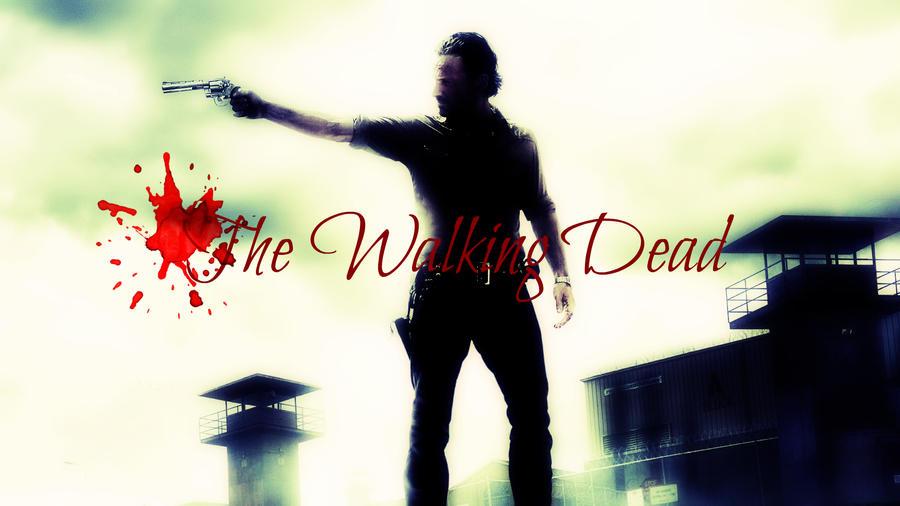 The Walking Dead Background by StuffAndThiings