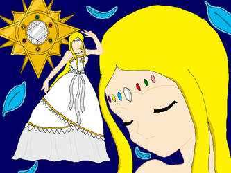 Erica:The Goddess of Light by shadowsonlygirl1993
