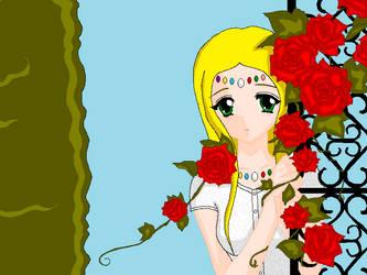 Beauty Beneath the Rose by shadowsonlygirl1993