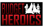 Budget Heroics Logo by TheEvilNae