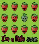 The Grumpy Strawberry