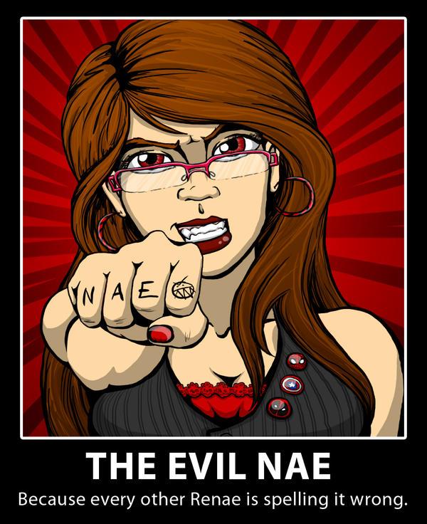 TheEvilNae's Profile Picture